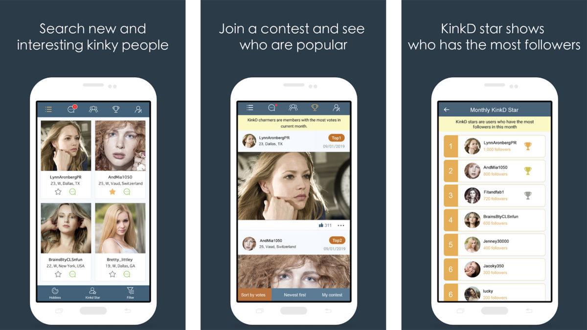 KinkD screenshot