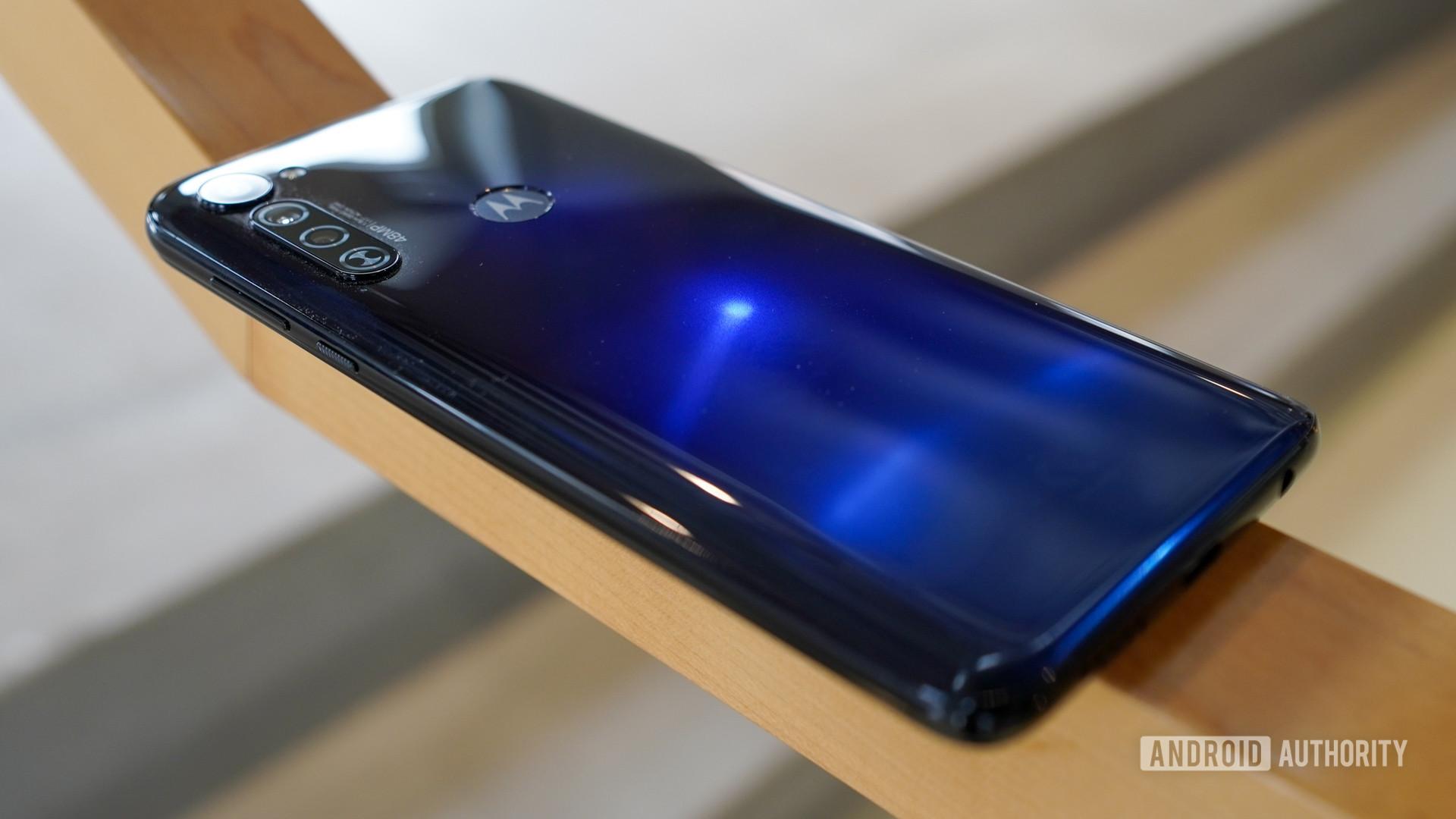 Motorola Moto G Stylus left profile