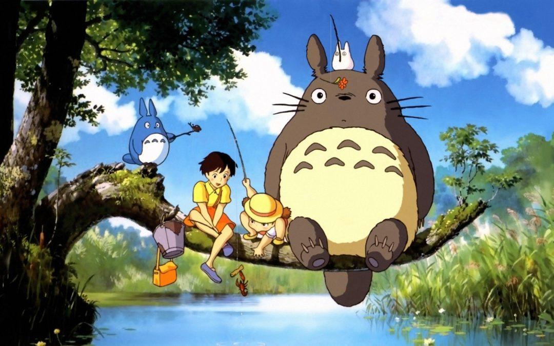 My Neighbour Totoro the best studio ghibli movies