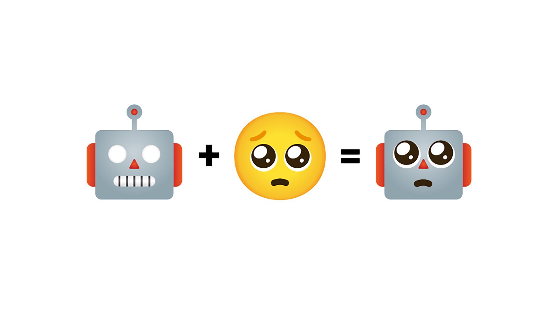 Pleading Robot