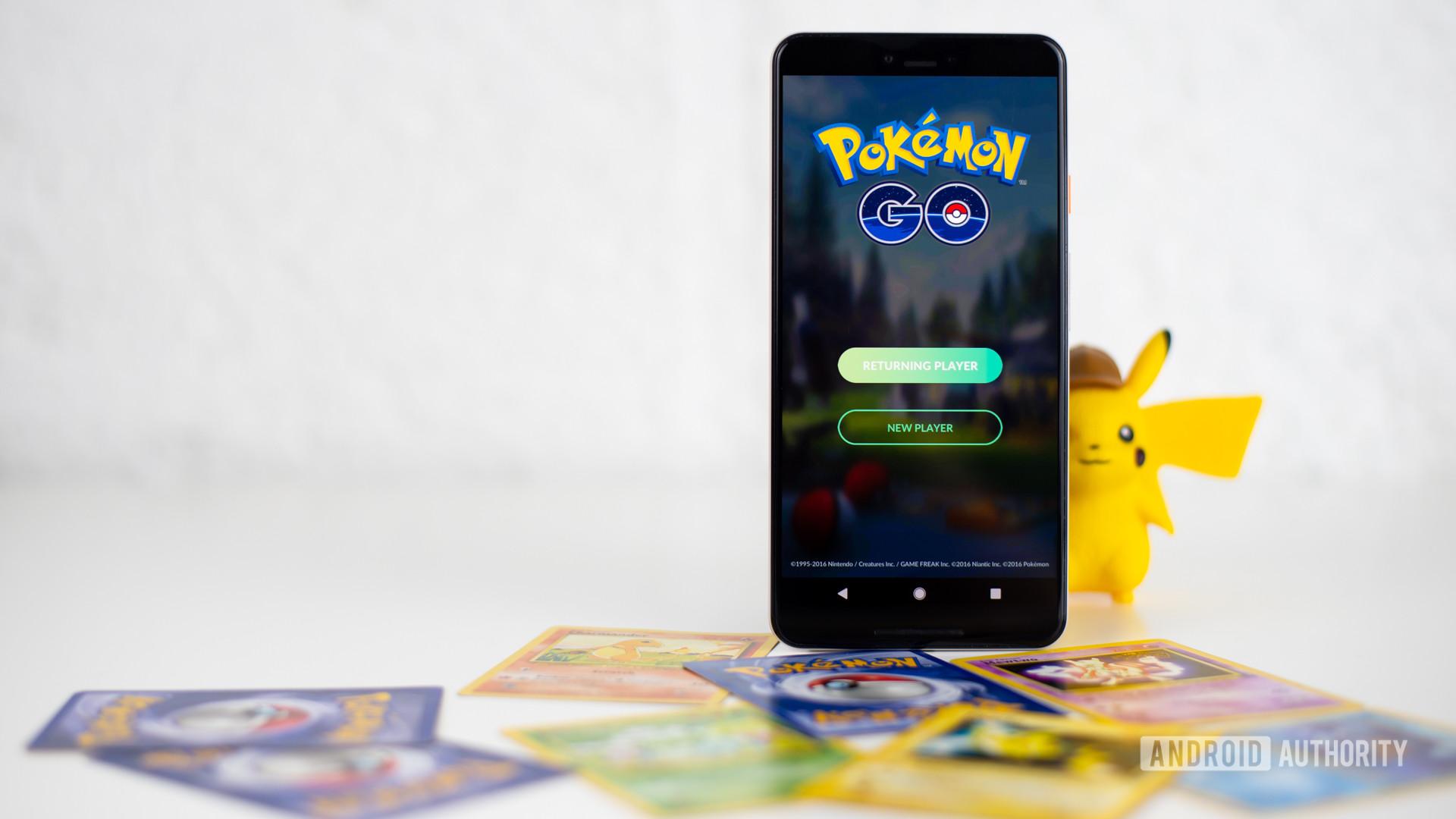Pokemon Go stock photo 7