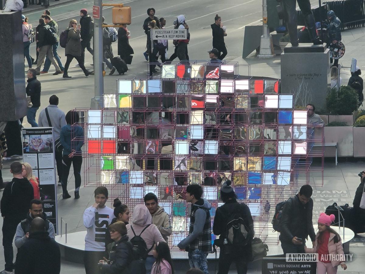 Samsung Galaxy S20 Ultra 5G photo sample 10x zoom