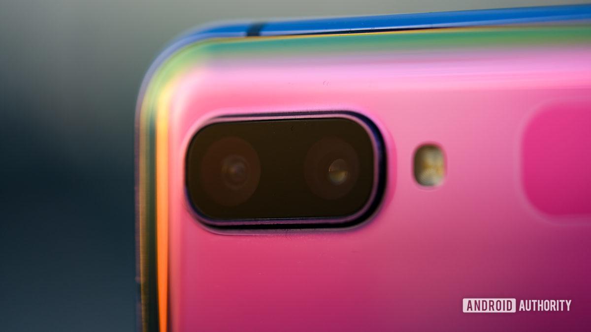 Samsung Galaxy Z Flip camera macro 1
