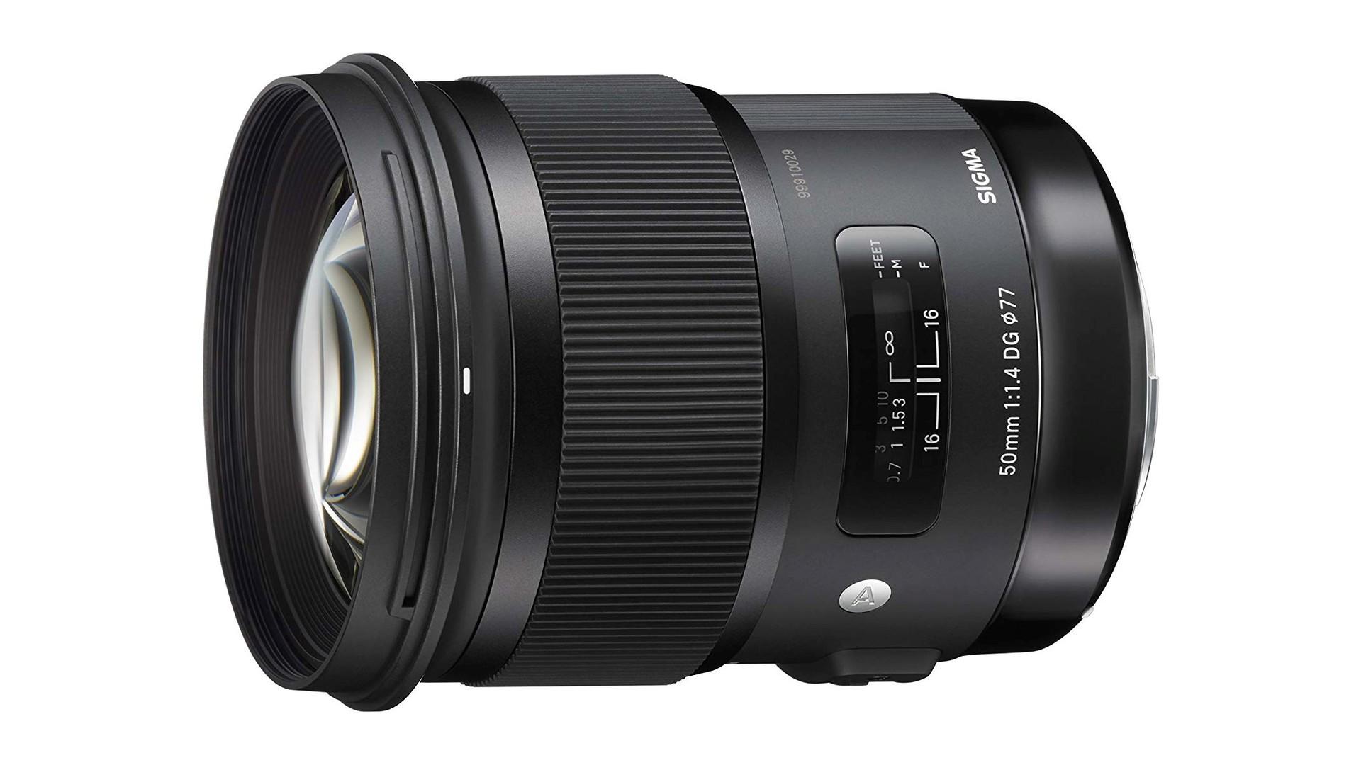 Sigma 50mm f1.4 DG HSM - The best dslr lenses