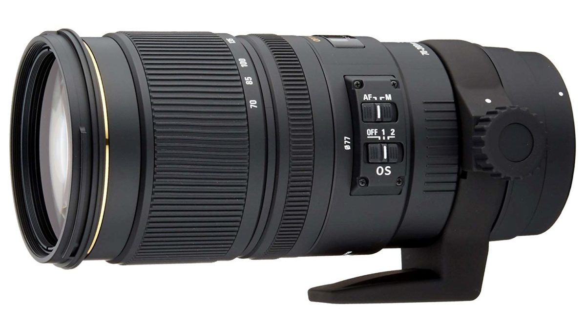 Sigma 70 200mm F2.8 DG OS HSM