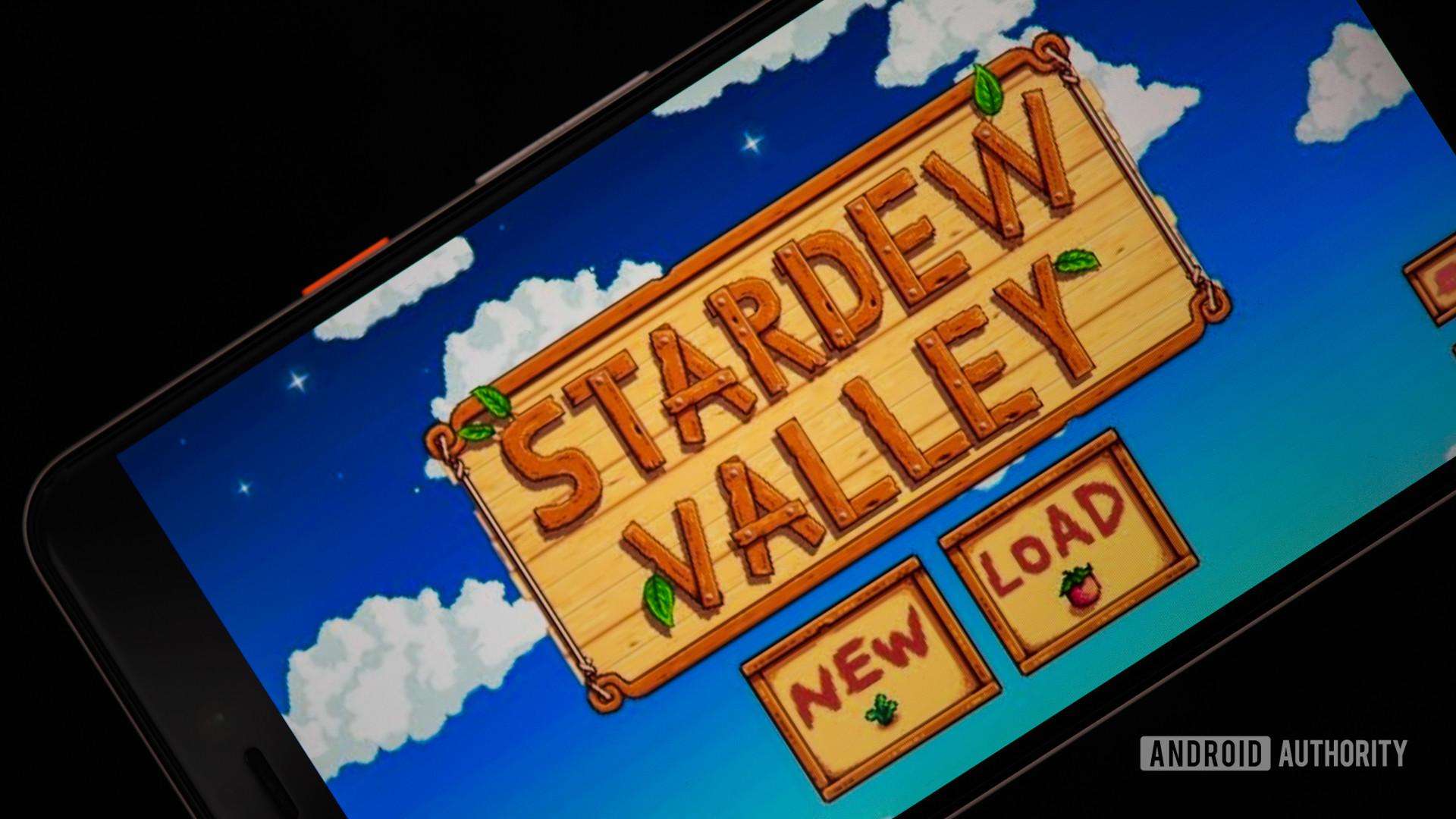 Stardew Valley game stock photo 4