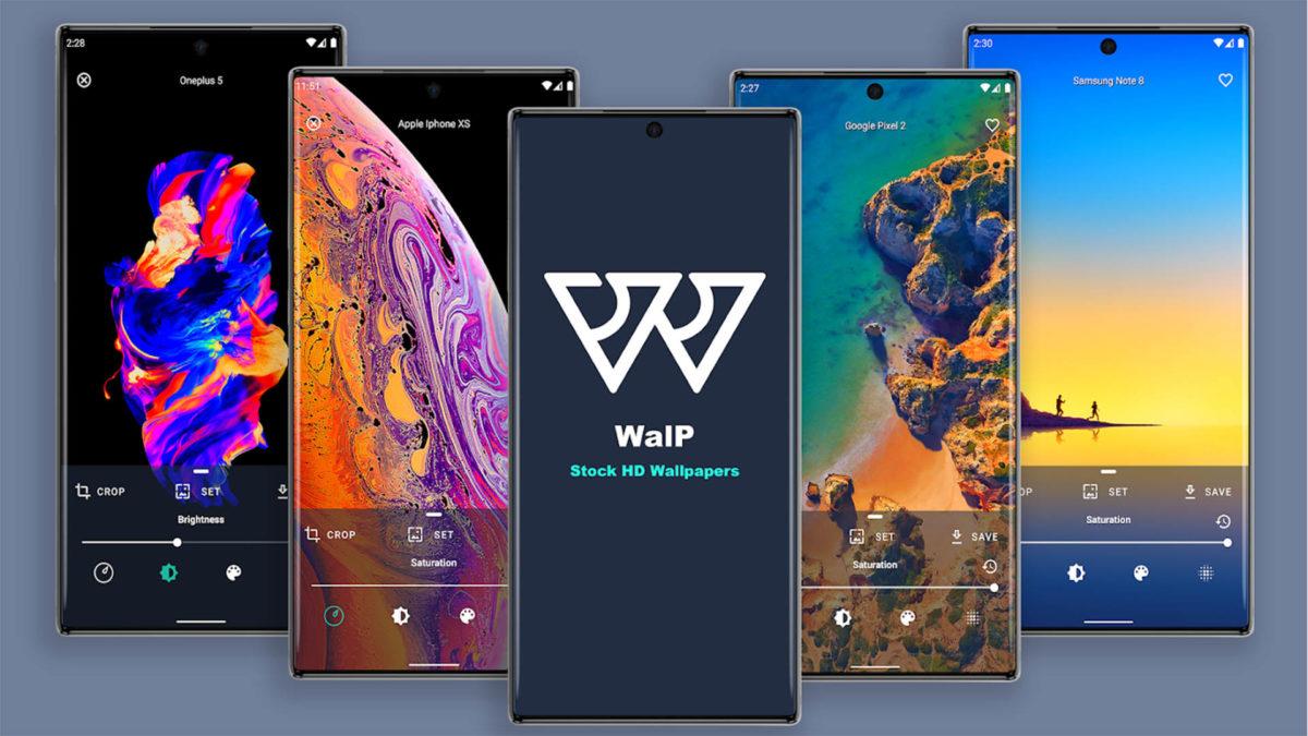 WalP scdreenshot 2020