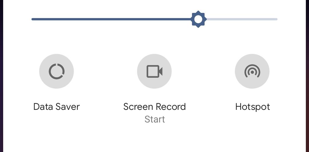 """Résultat de recherche d'images pour """"android 11 screen record"""""""