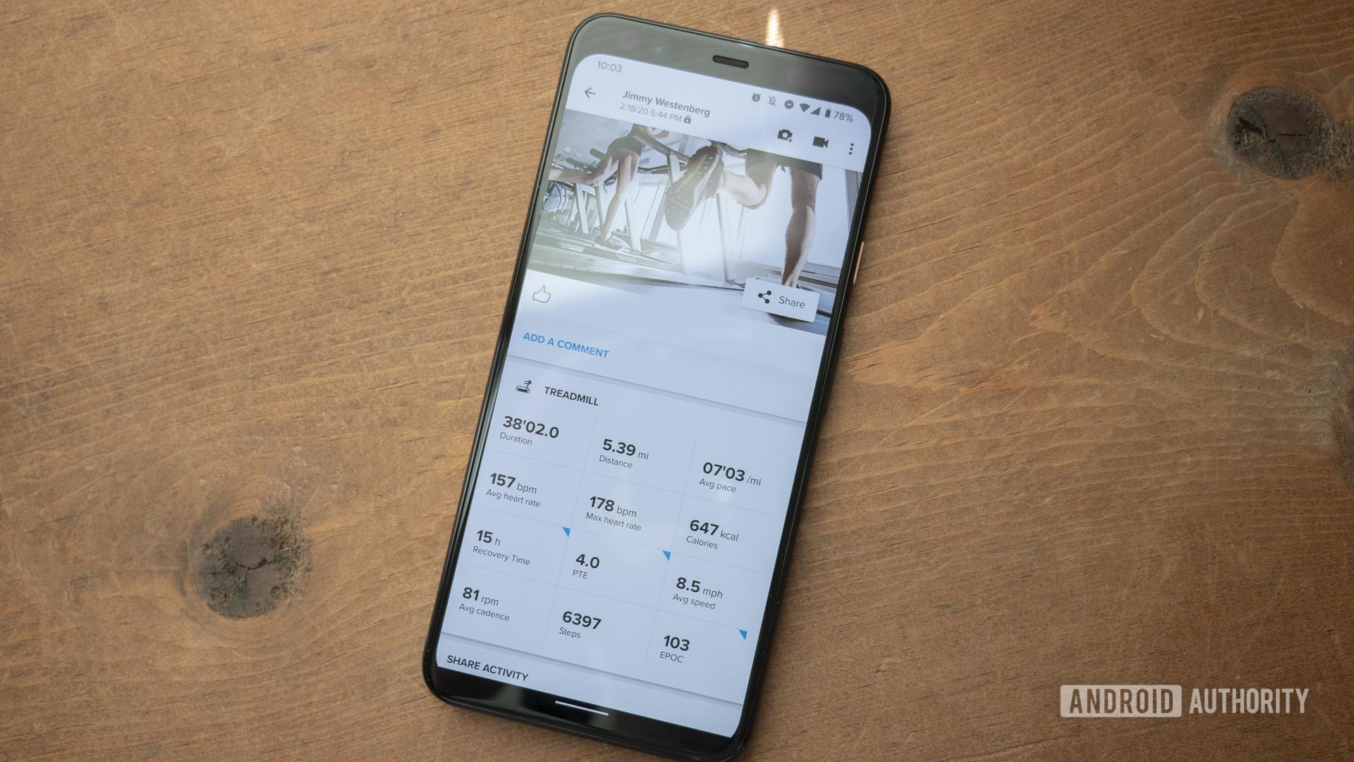 google pixel 4 xl suunto 7 review suunto app