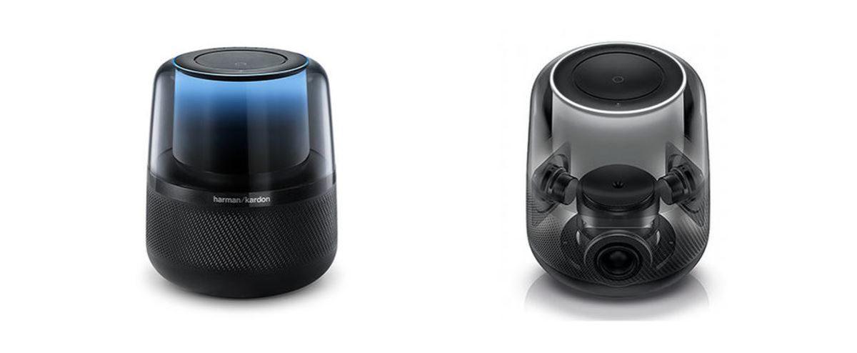 harman kardon allure speaker composite image