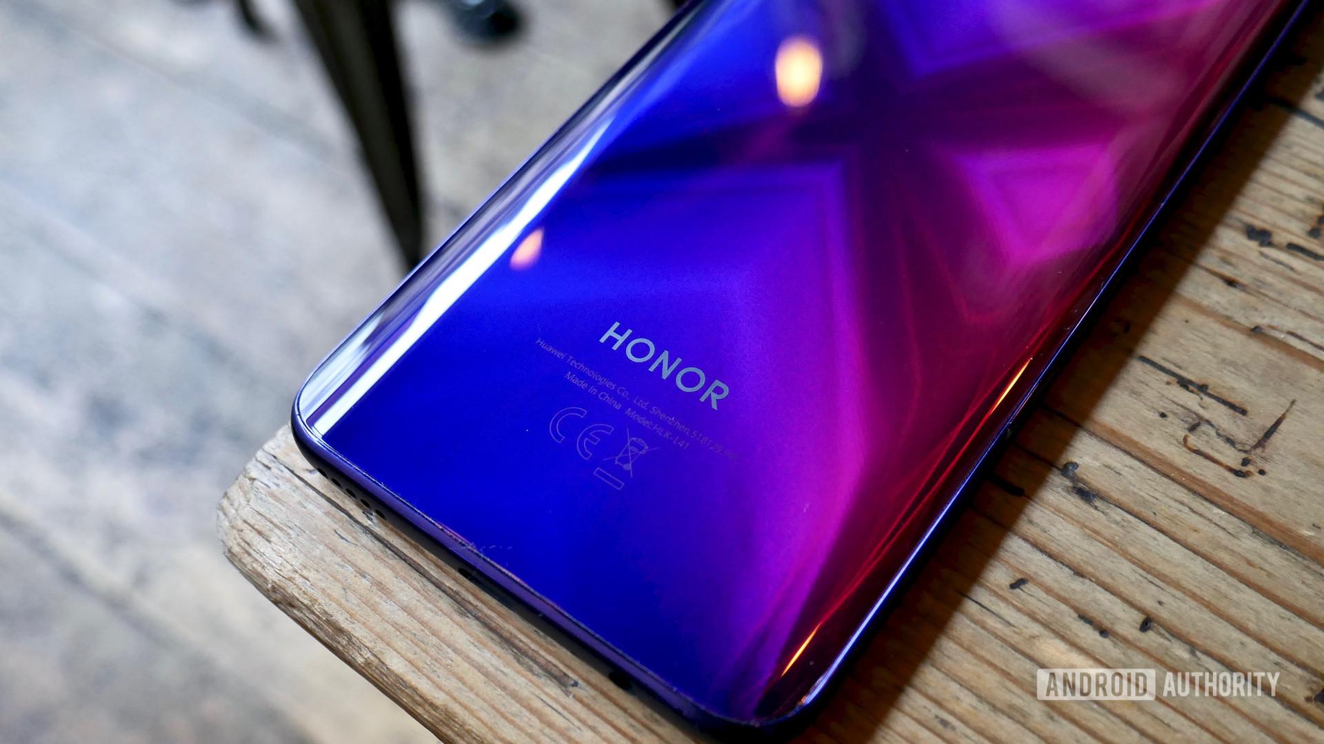 honor 9x pro logo