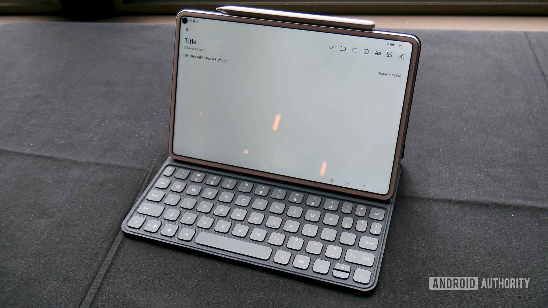 huawei matepad pro 5g keyboard cover