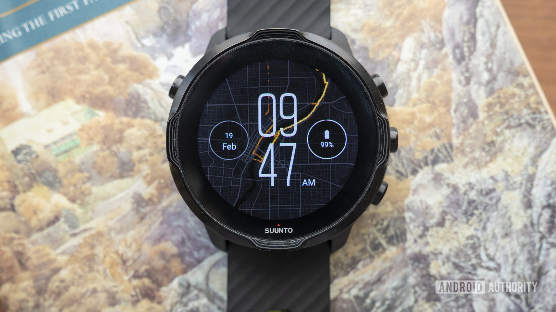 suunto 7 review display watch face 6