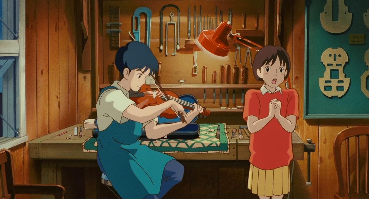 Whisper of the Heart, Best Studio Ghibli movies