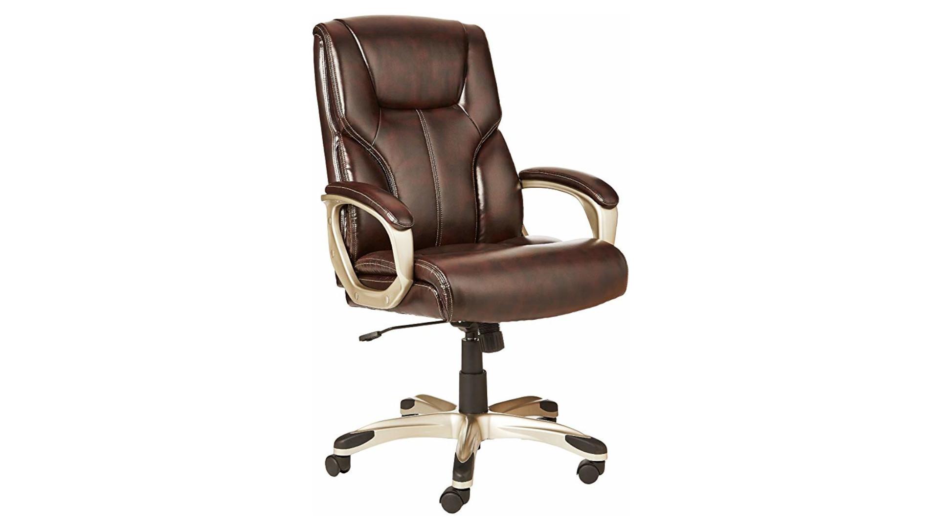 AmazonBasics Executive Desk Chair