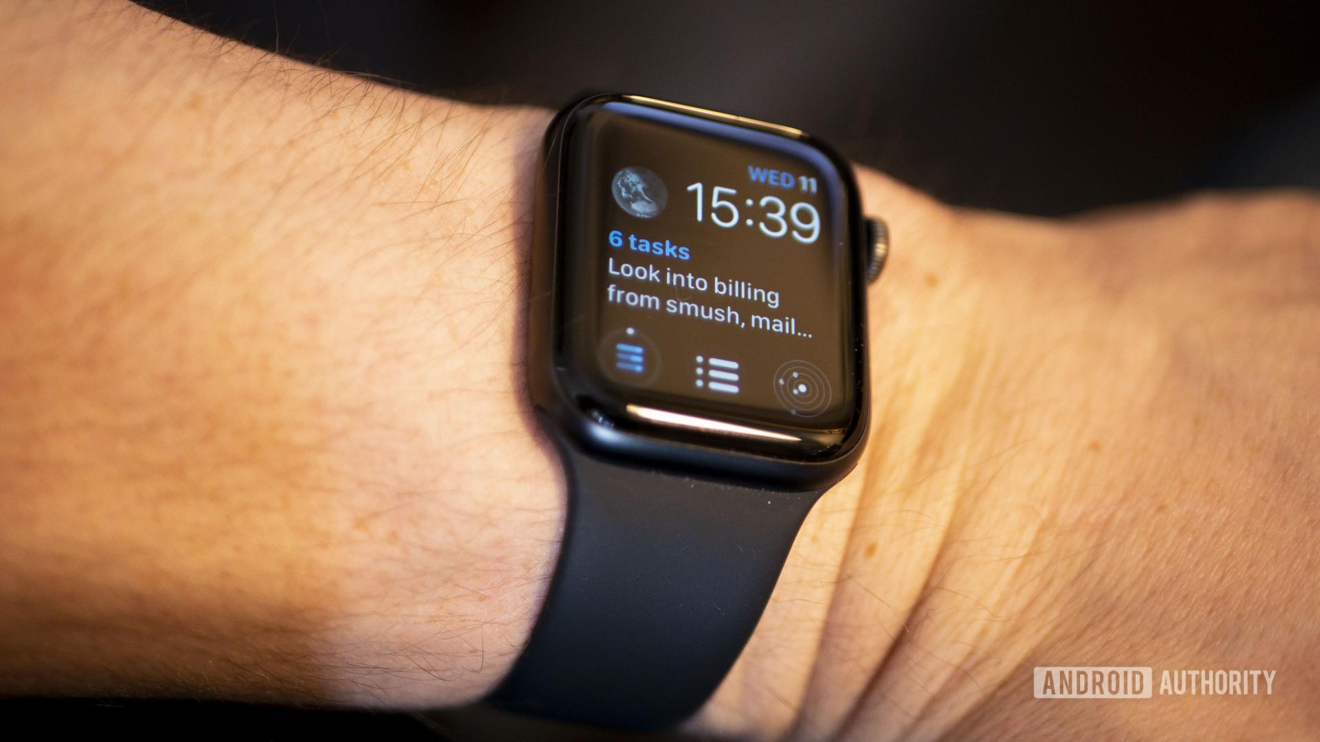 Apple Watch Complications 2