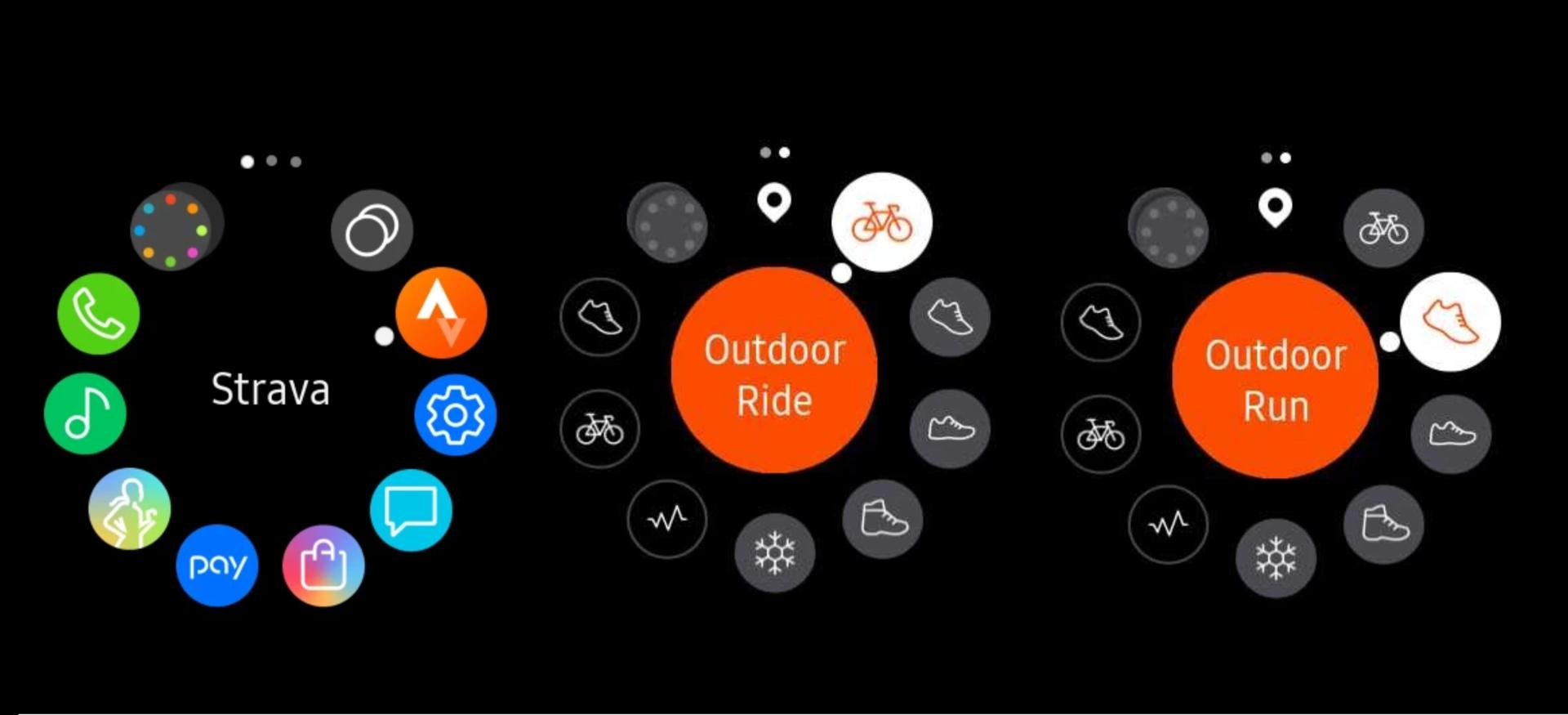 Best apps for Galaxy Watch Active 2 Strava