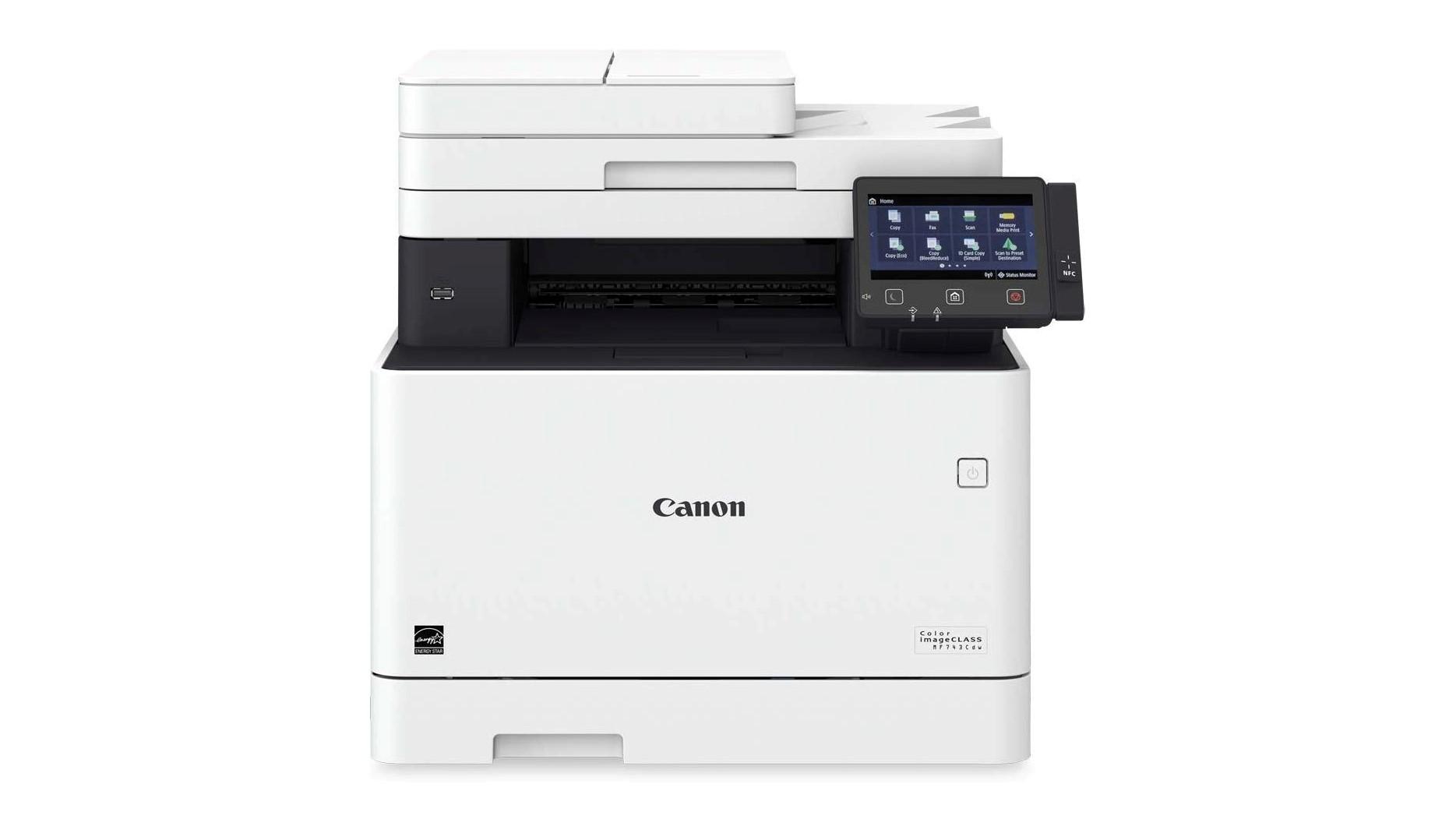 Canon ImageClass MF743Cdw printer