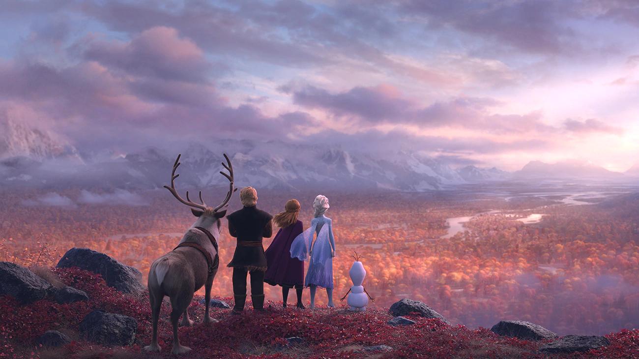 Frozen 2 released early due to coronavirus