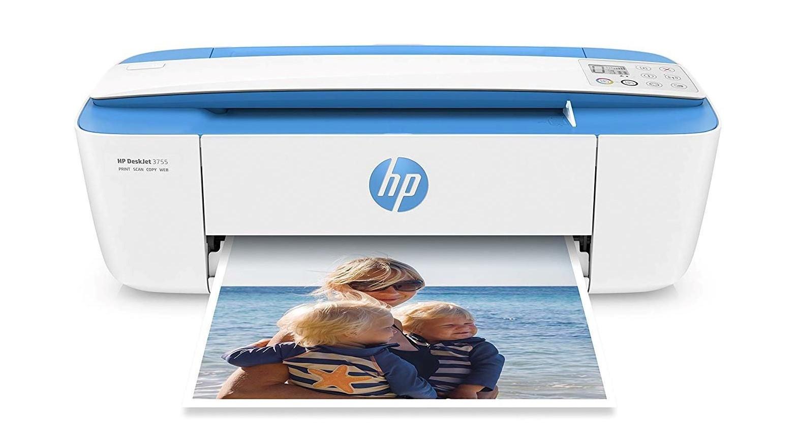 HP DeskJet 3755 all in one printer