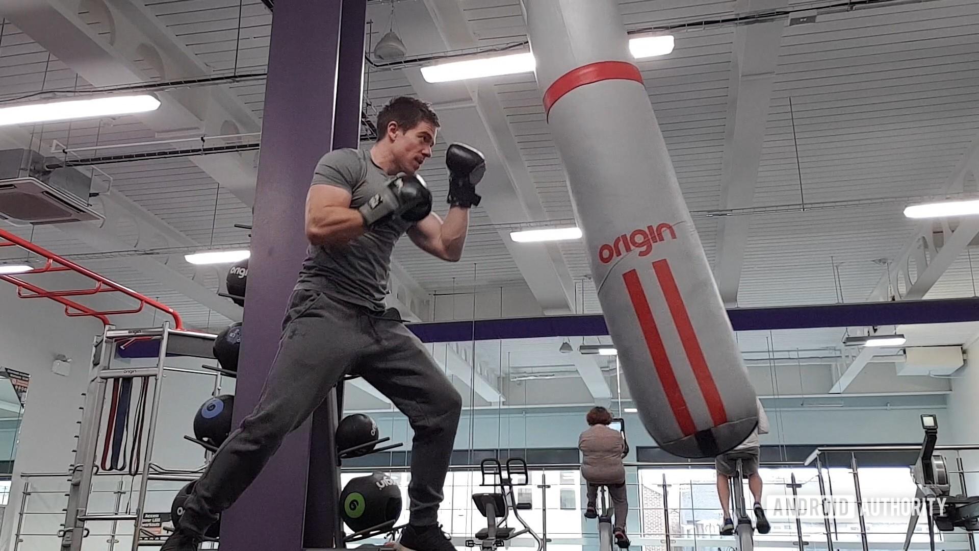 Home Fitness Martial Arts