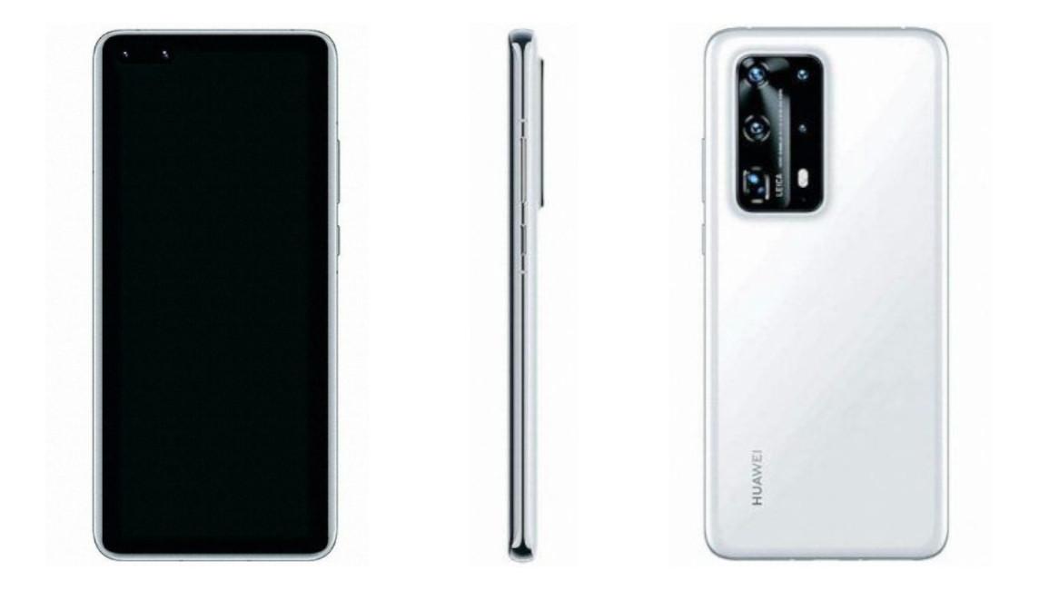 Huawei P40 Pro Premium Edition leaked Renders