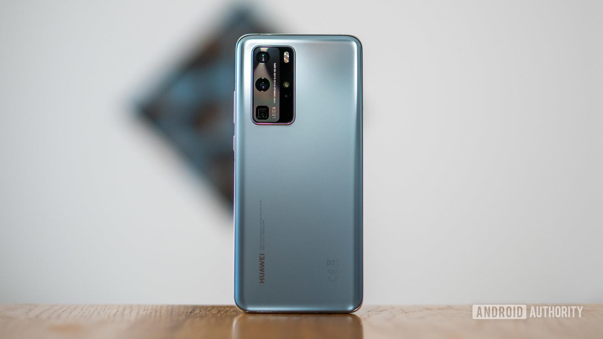 Huawei P40 Pro rear cover full