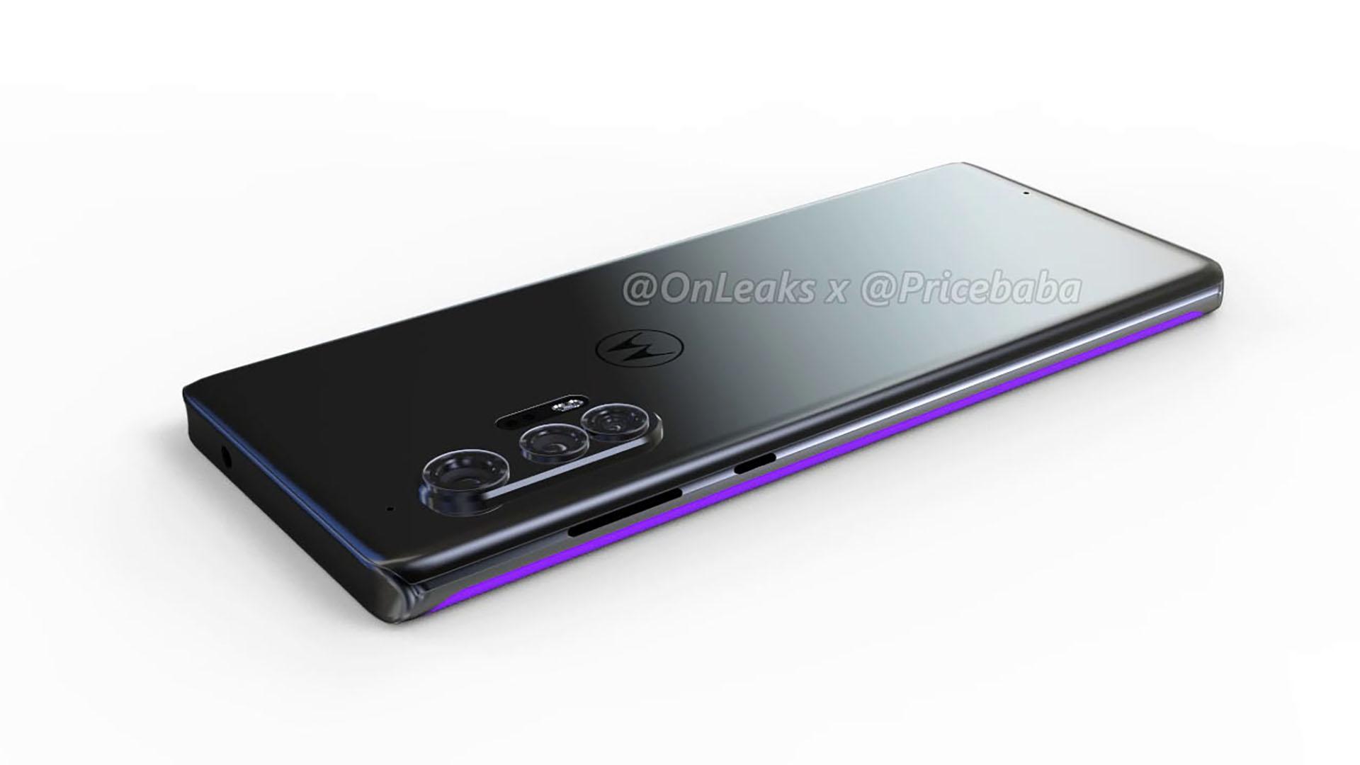 Motorola Edge Plus 1