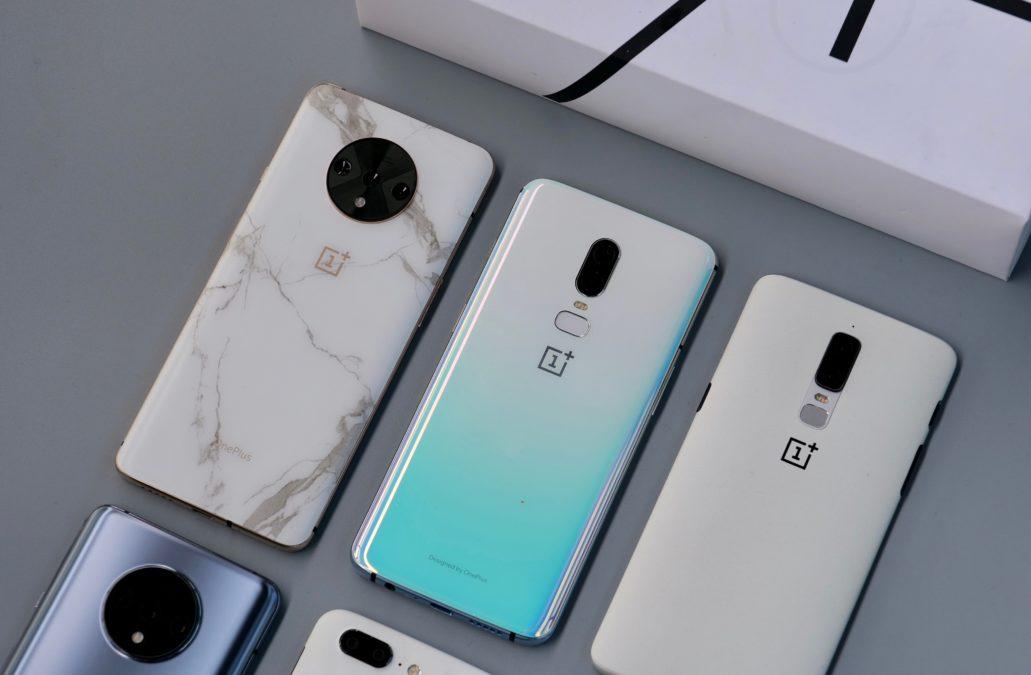 OnePlus colors 3