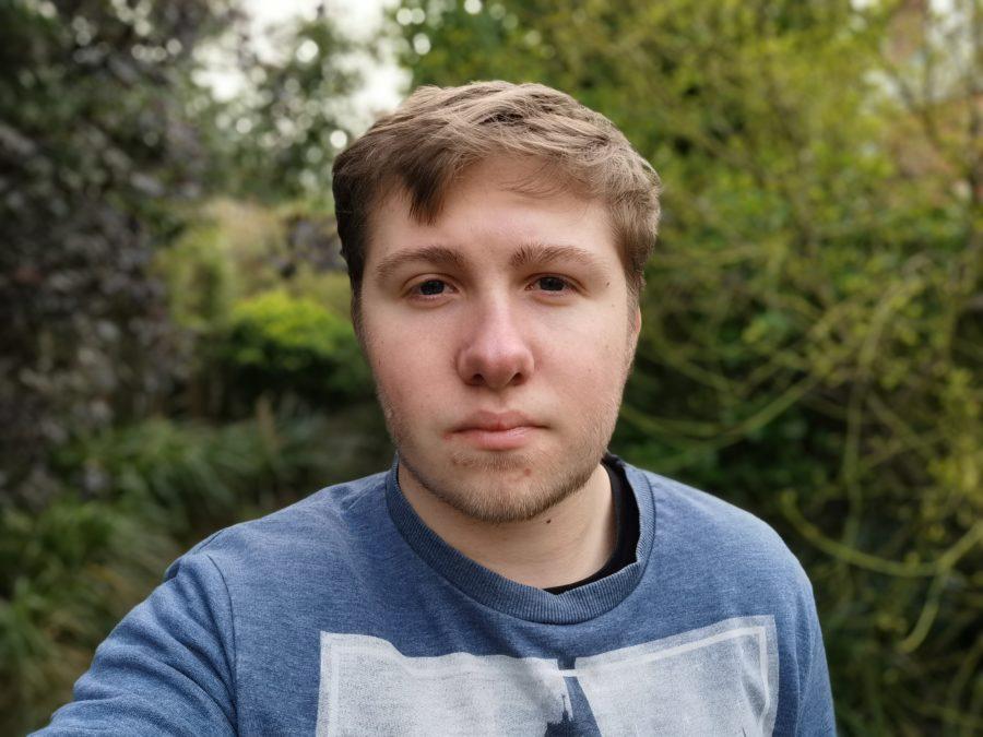 P40 Pro camera sample Portrait selfie test