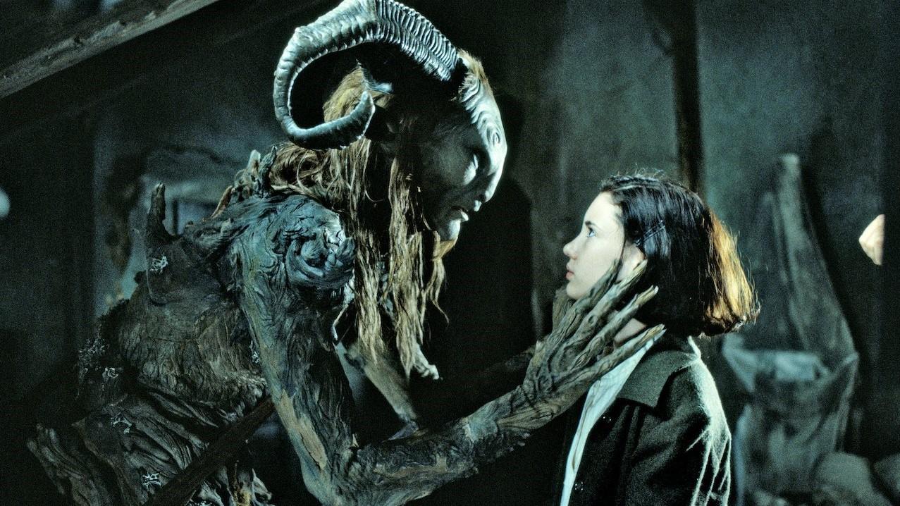 Pans Labyrinth movie on Netflix