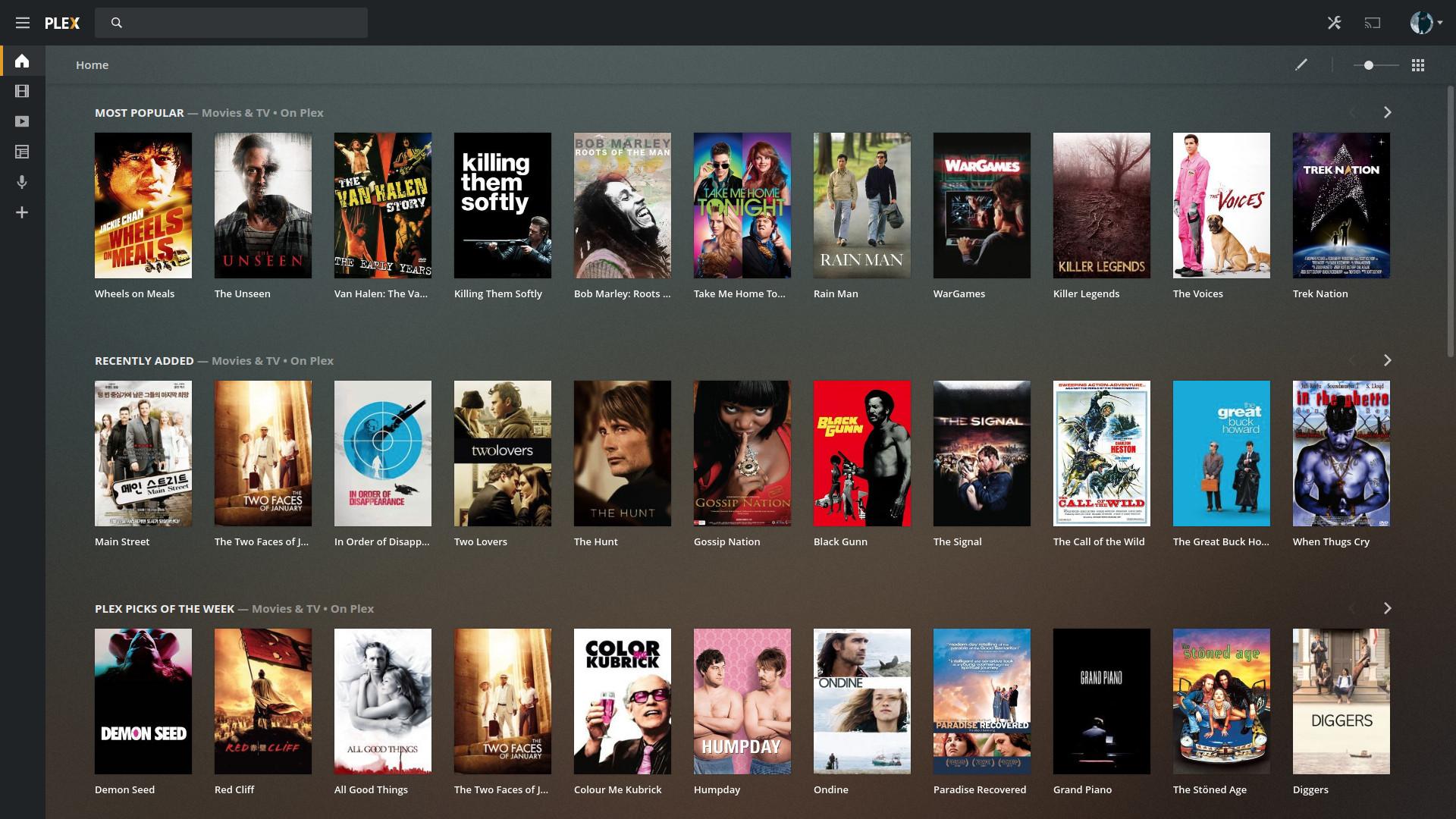 Plex free movies online