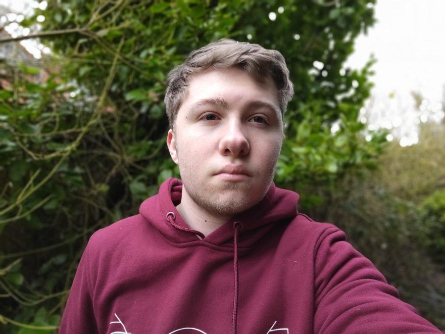 Realme X50 Pro 5G Test Image Selfie portrait