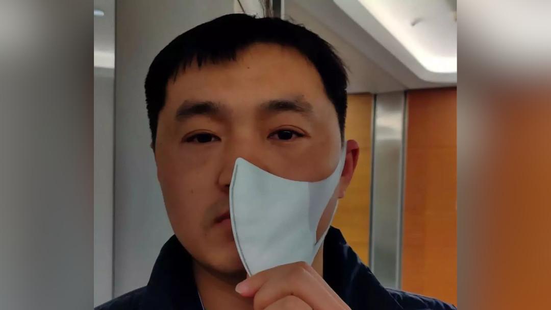 Tencent coronavirus face unlock mask tutorial 1