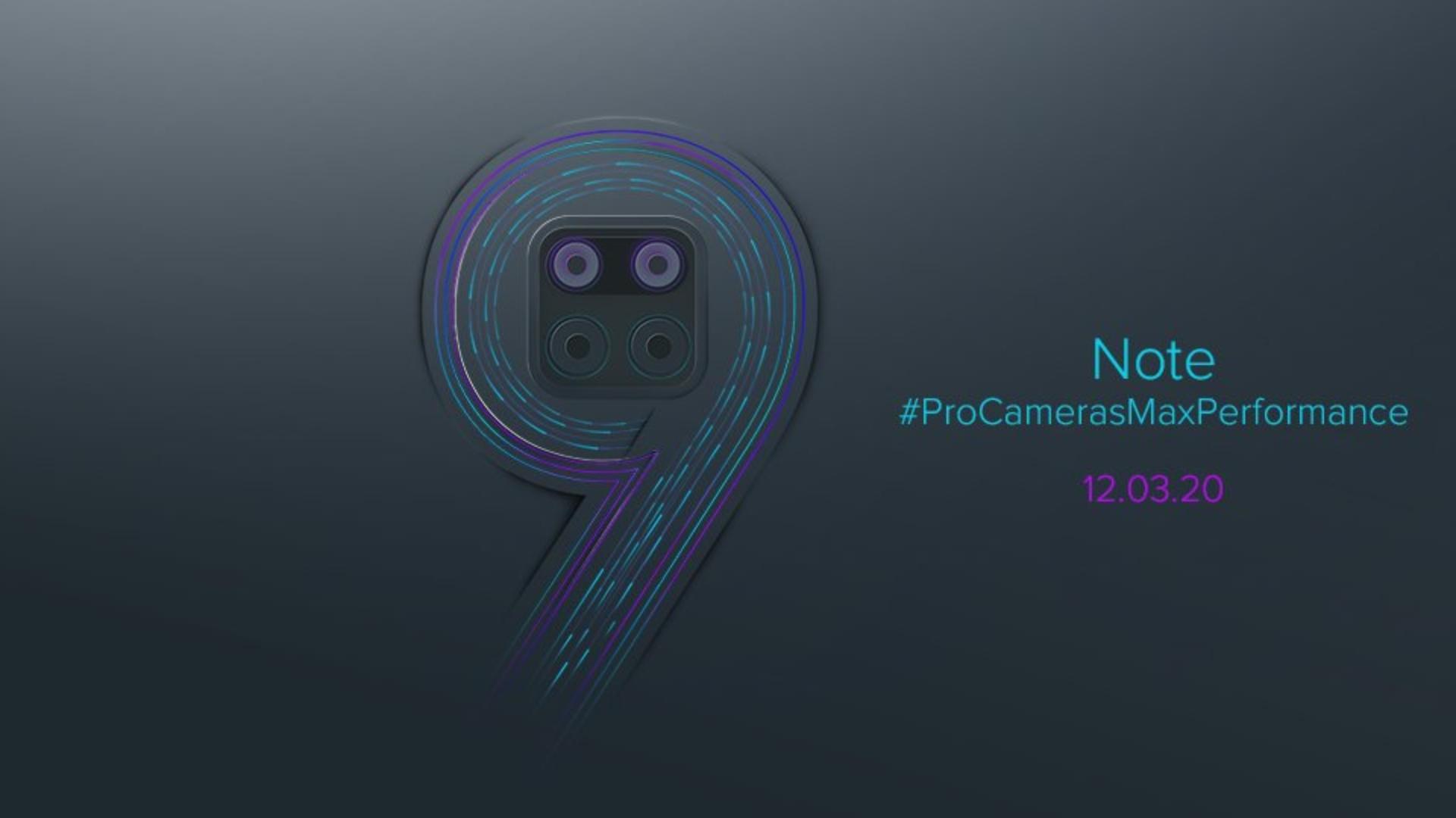 Redmi Note 9 Pro key specs leak out - revü
