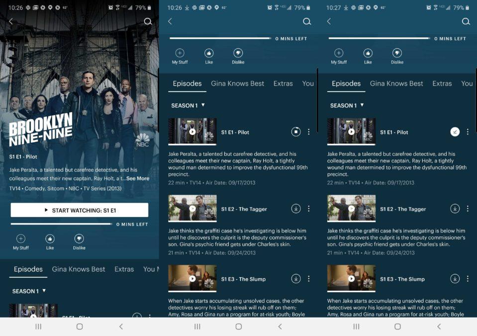 hulu download screenshot 1