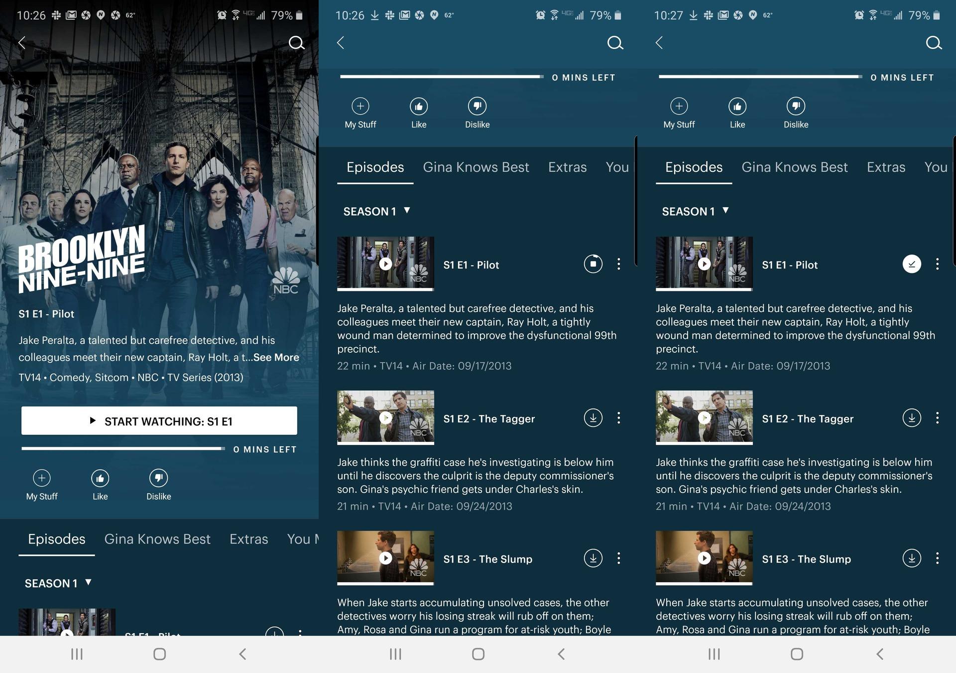 hulu تنزيل لقطة الشاشة 1