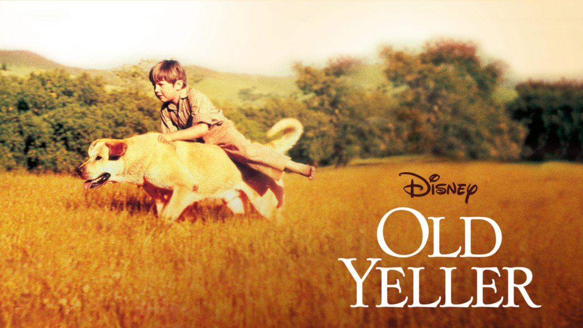 old yeller disney