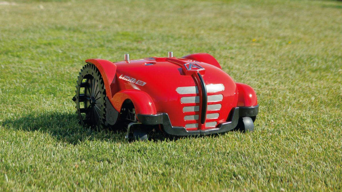 Ambrogio L250i Elite robot lawn mower