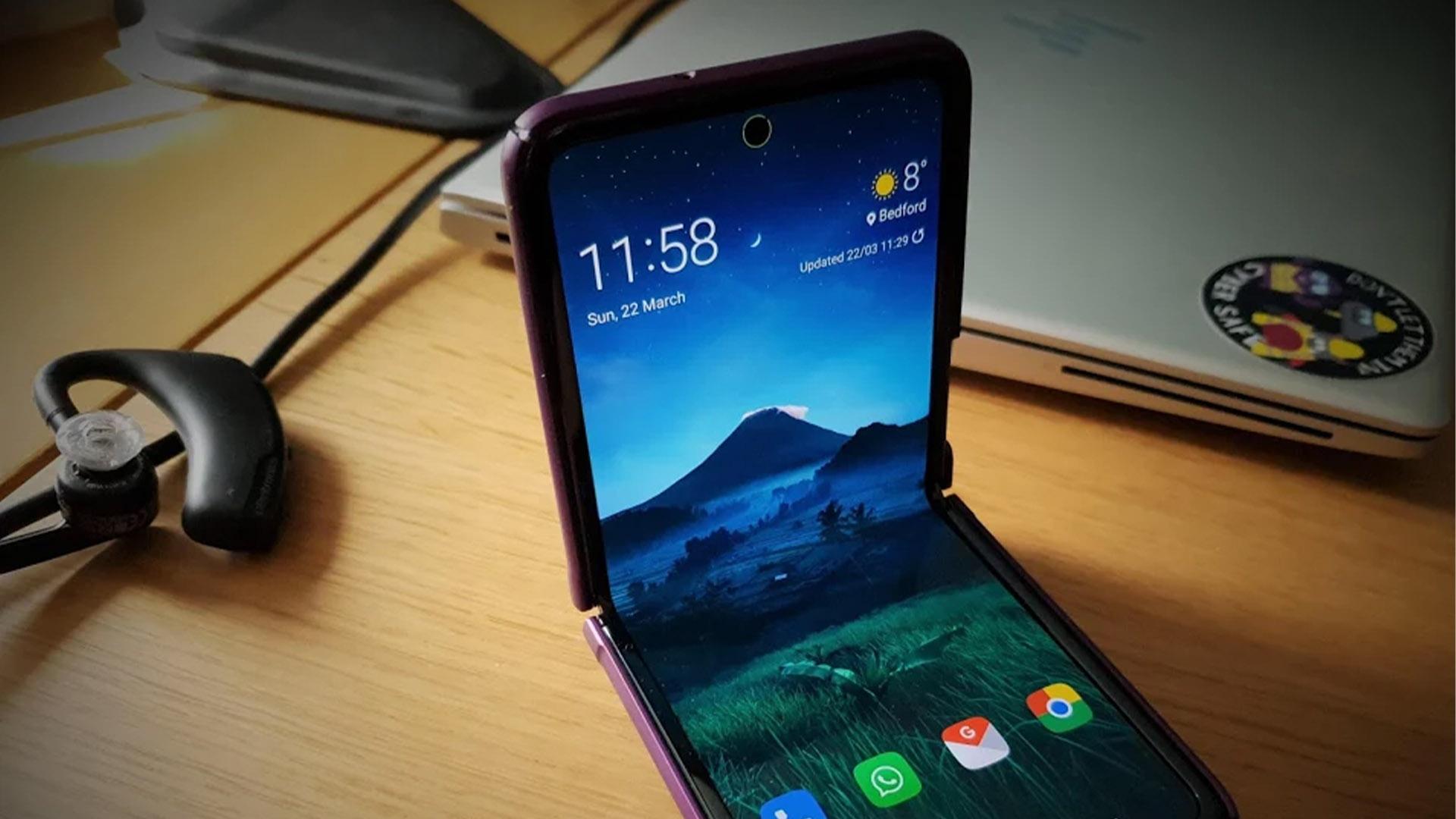 Energy Ring screenshot Galaxy Z Flip
