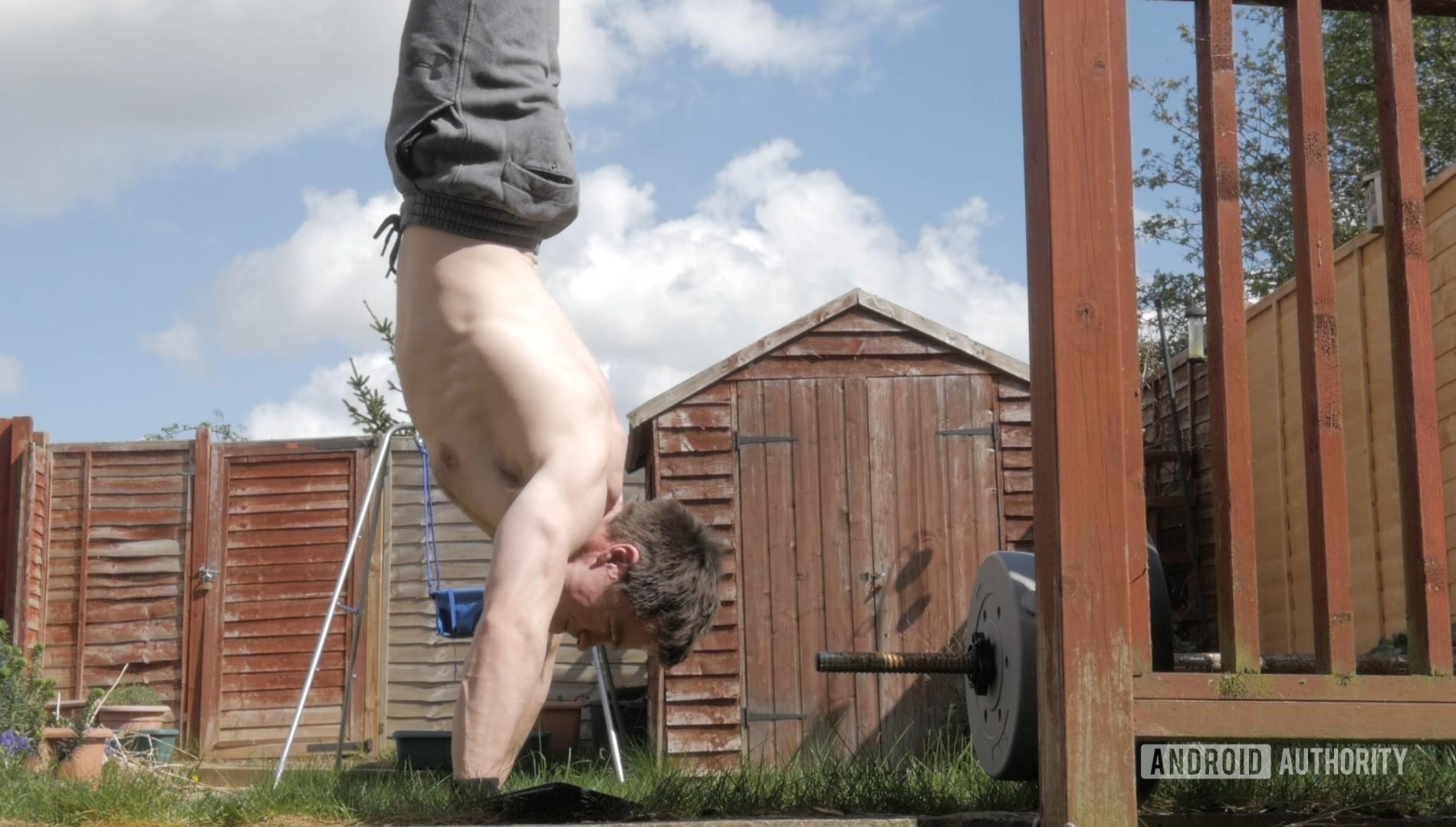Good handstand 1