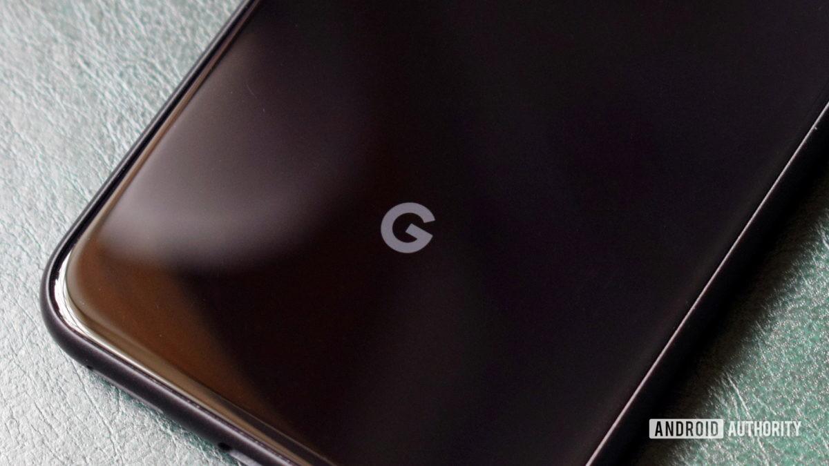 Google logo pixel 2