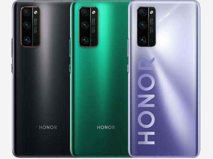 Honor 30 Pro rear