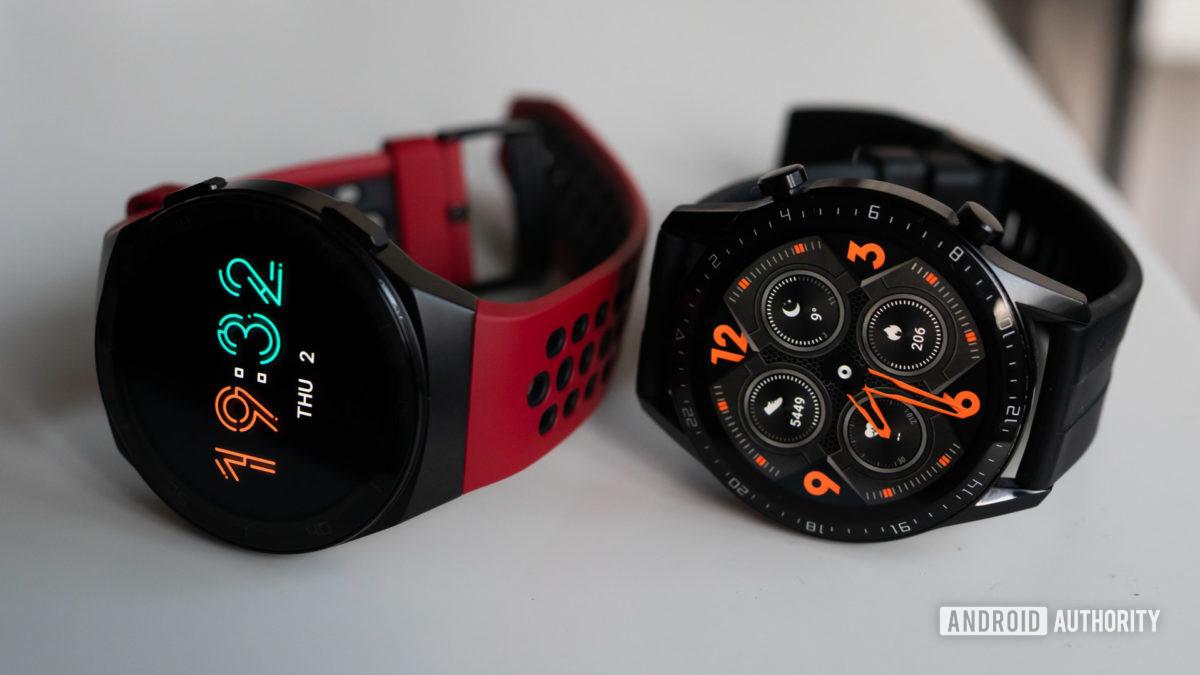 Huawei Watch GT2e vs Watch GT 2