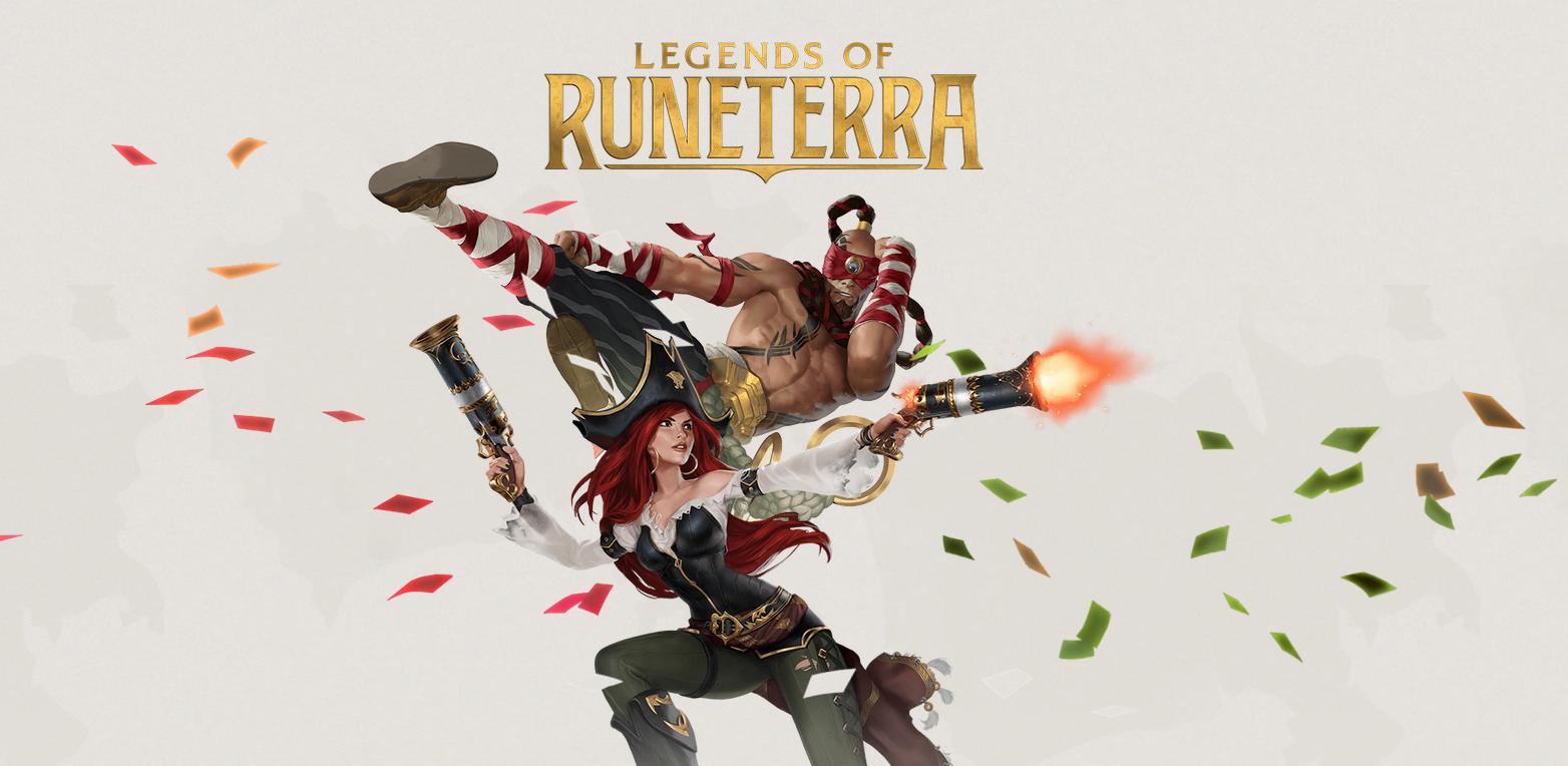 Legends of runeterra featured image