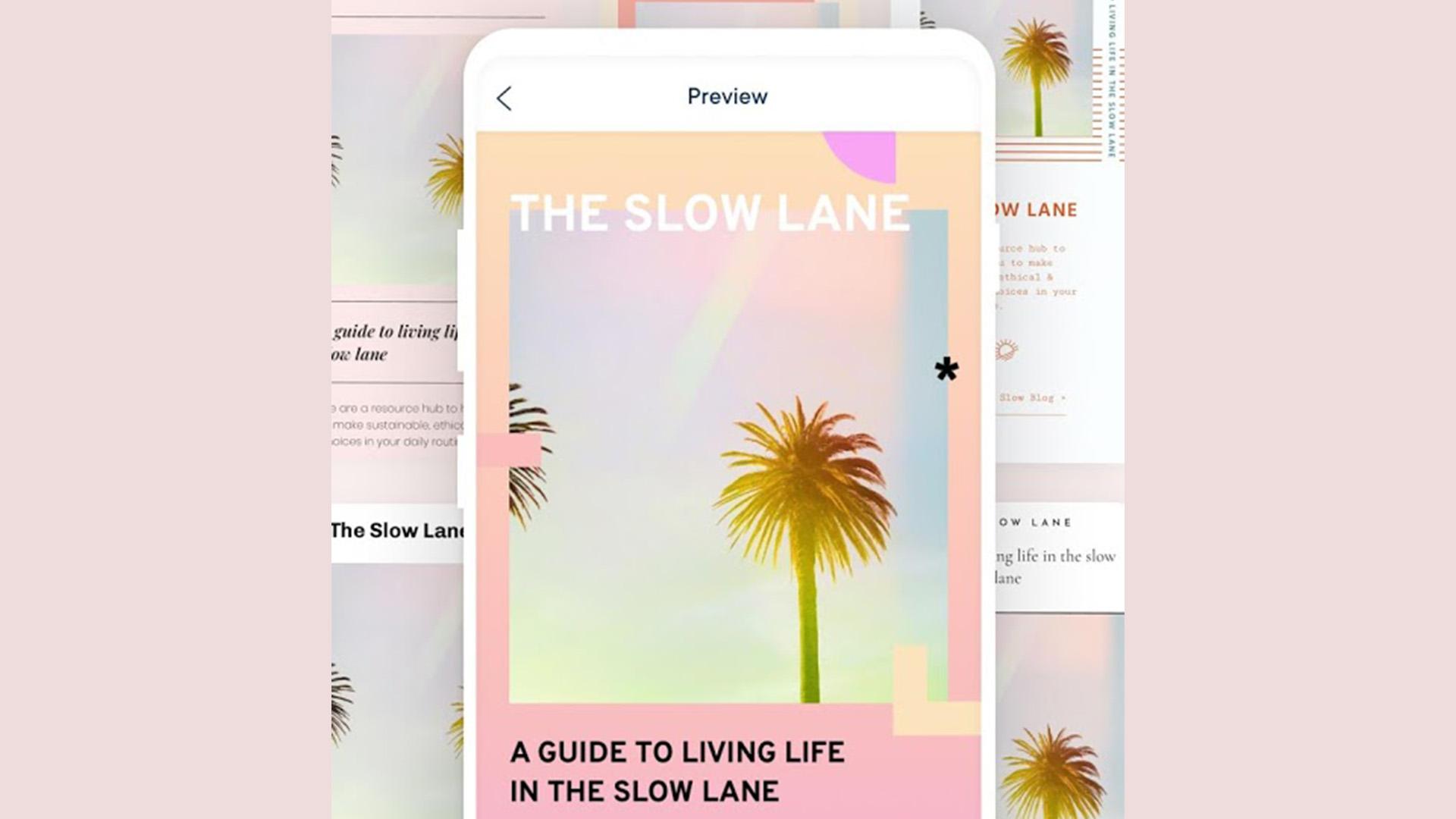 Milkshake best blogging apps for Android
