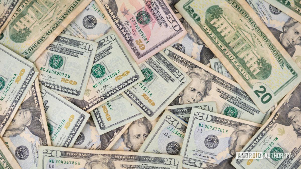 Money Stock Photo - Chromebook vs laptop