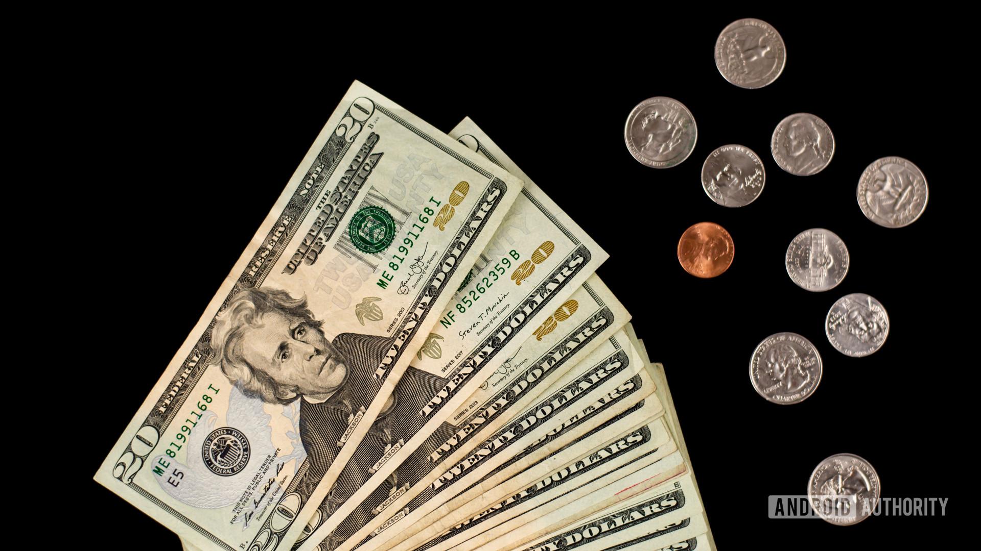 Money Stock Photo 2