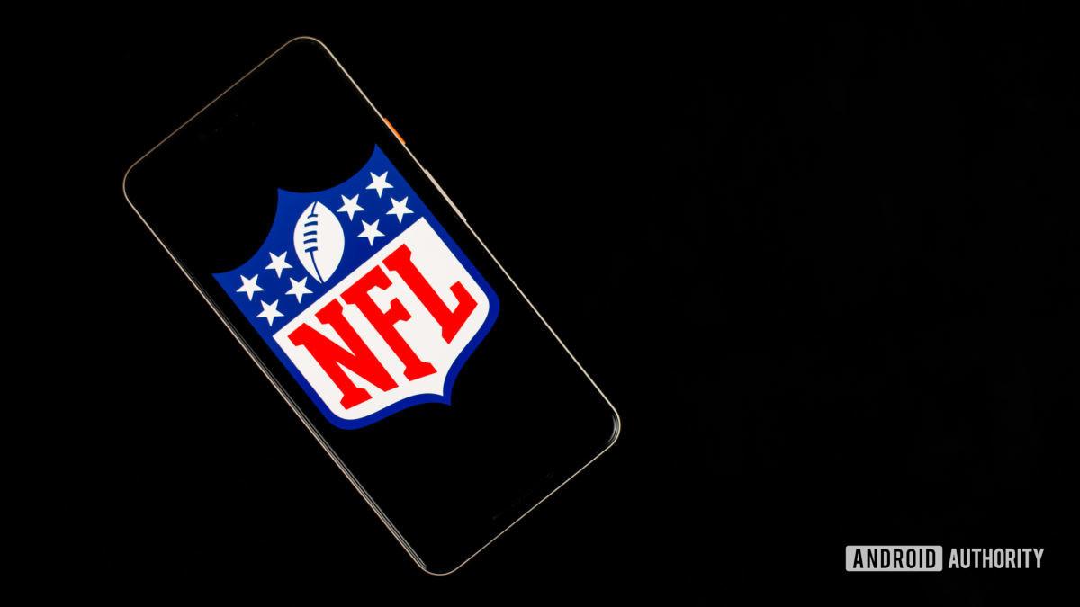 NFL stock photo
