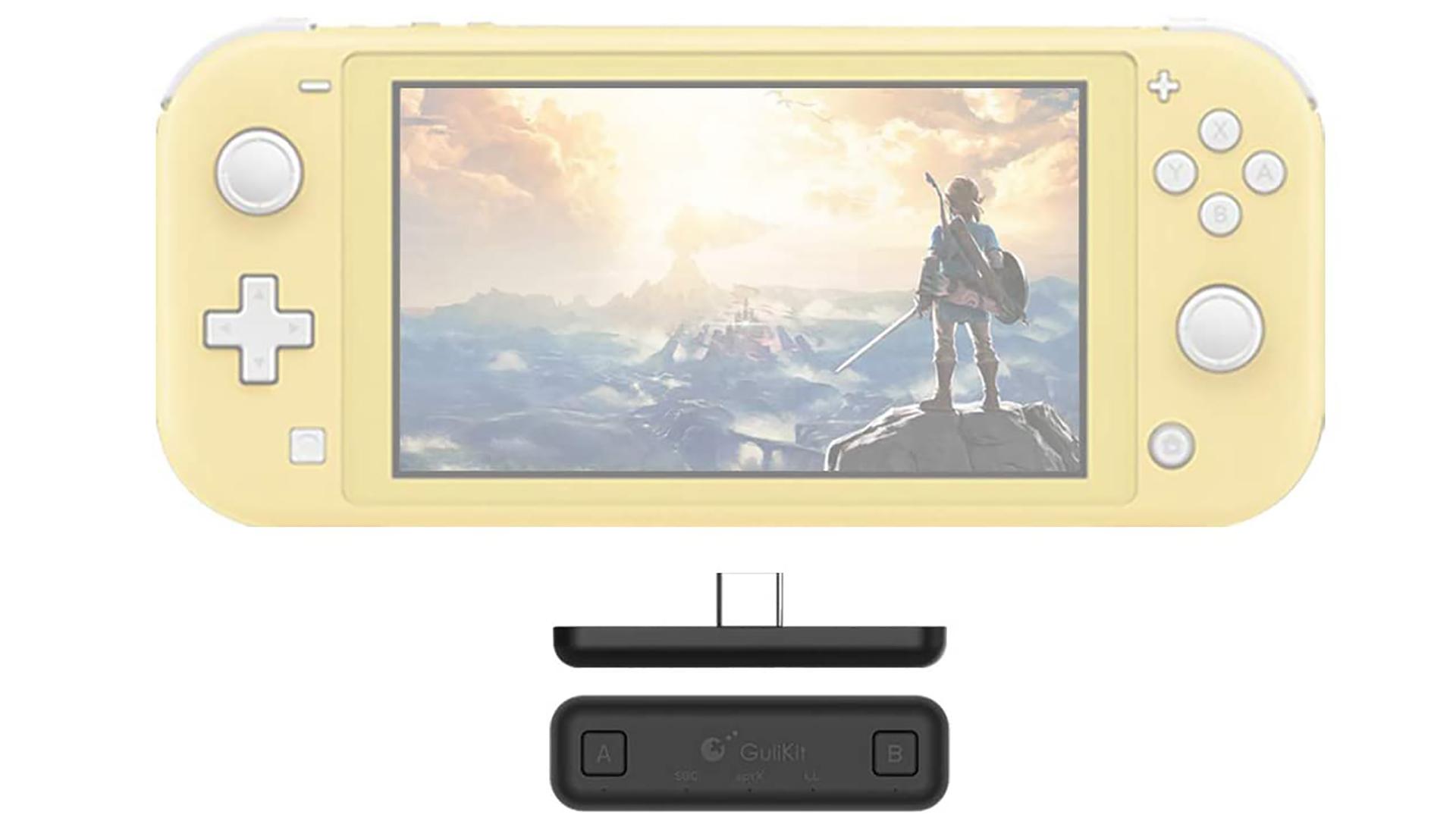 Nintendo Switch Accessories Bluetooth Audio